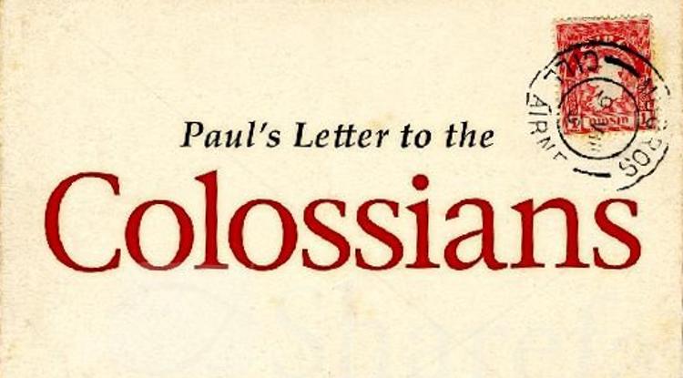 Colossians: Complete In Christ