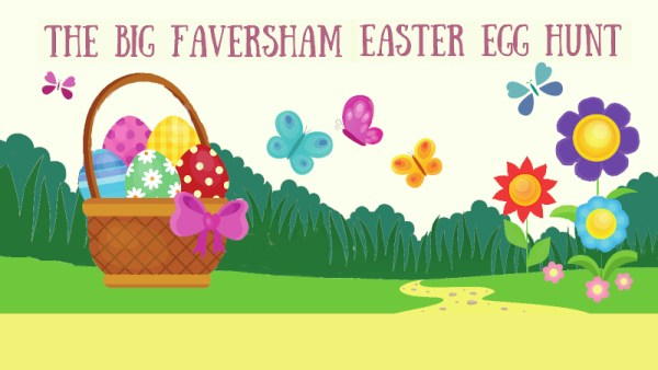 The BIG Faversham Easter Egg Hunt!