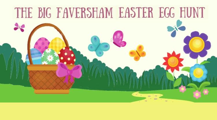 The BIG Faversham Easter Egg Hunt!