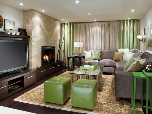 Basement Rec Room Decor Ideas