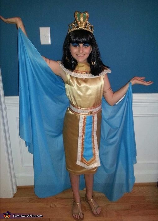 Cleopatra Halloween Costume  FaveThingcom