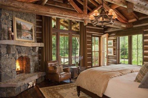 Cottage master bedroom  FaveThingcom