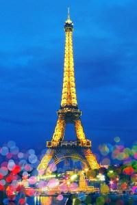 Eiffel Tower in Paris, France - FaveThing.com