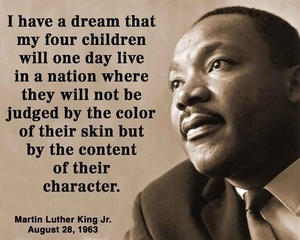 Image result for martin luther king jr. quotes color of their skin images