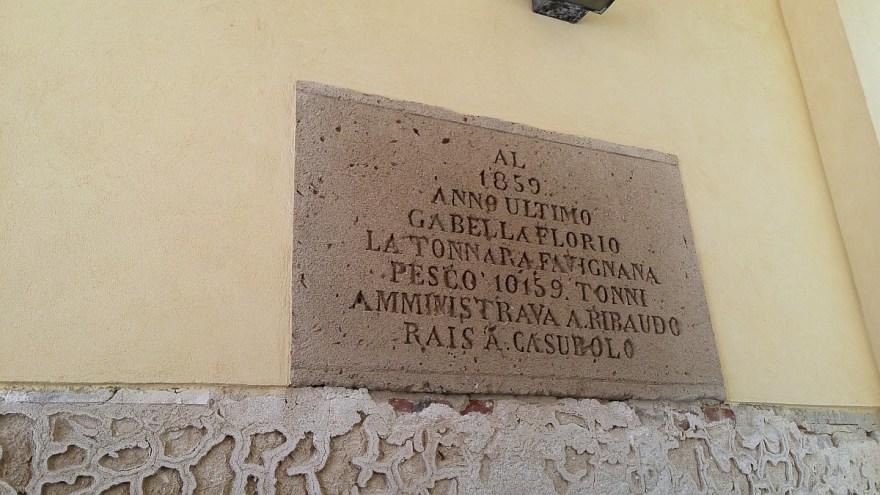 Tonnare di Sicilia a Favignana