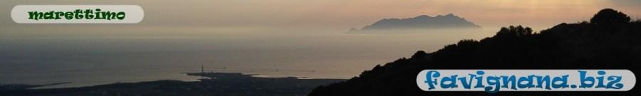 Panorama Marettimo
