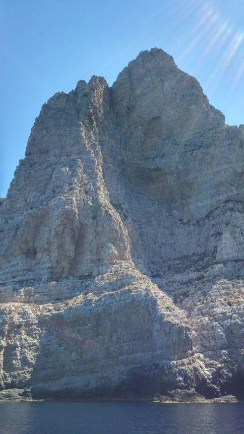 Marettimo Escursione Grotte Le Barranche