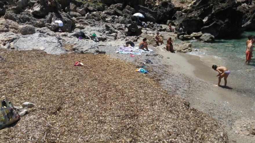 Spiaggia dello Scalo Maestro Marettimo