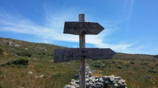 Trekking a Levanzo