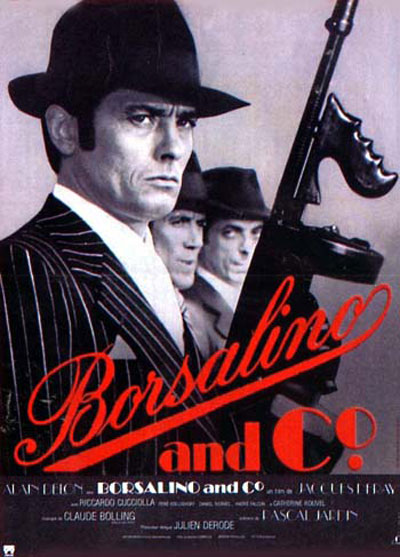 Borsalino & Co. Alain Delon