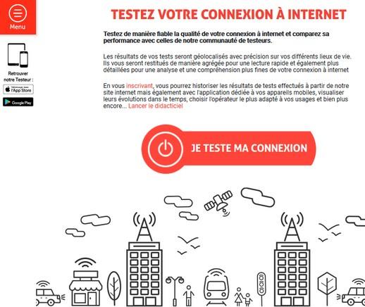 mire de test adsl testez et mesurez votre connexion a internet
