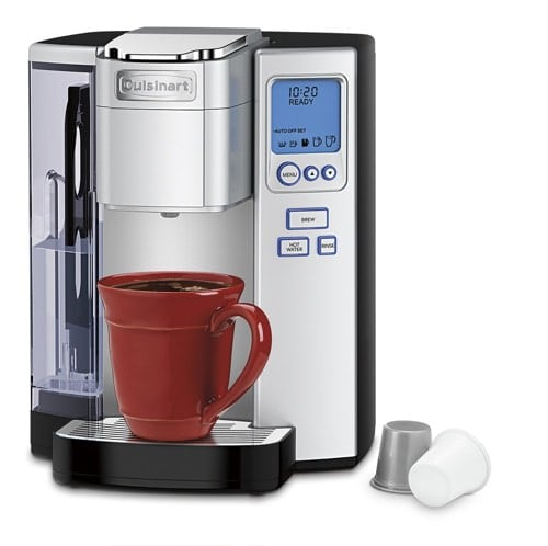 this brewer by cuisinart can brew classic kcups as well as new no drm like the keurig 20 although itu0027s not a new machine it is packed with great - Kcup Coffee Makers