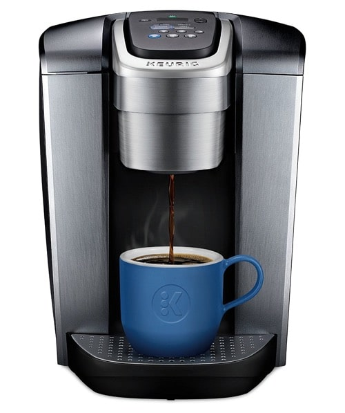 And K Elite Comes With Five Cup Sizes Including 12 Oz