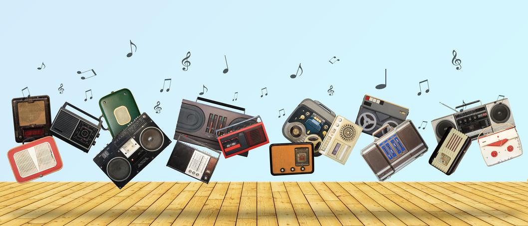 beliebte Internet Radiosender