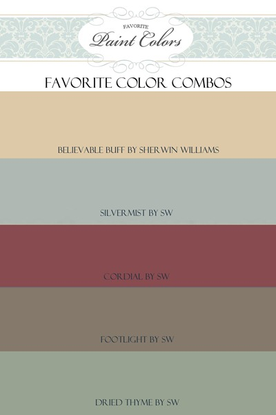 Paint Color Combination For Believable Buff What Color To