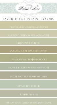 Benjamin Moore | Favorite Paint Colors Blog