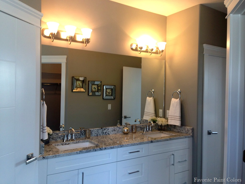 2014 bathroom paint colors dorian gray and white home tour favorite paint 15270