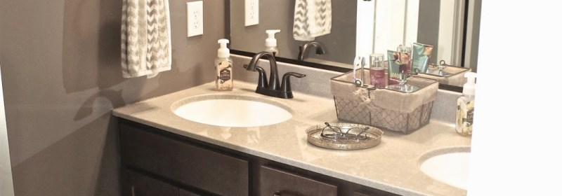 Favorite Paint Colors, Bathroom Wall Colors With Dark Brown Cabinets