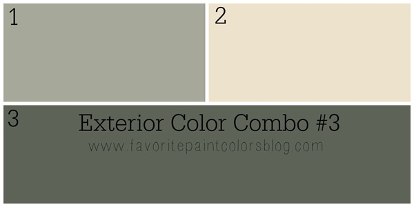 Exterior Color Combo #3