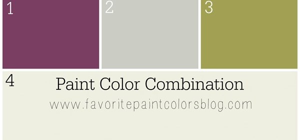 Another Paint Color Combination {for bathroom, guest bedroom, laundry room}