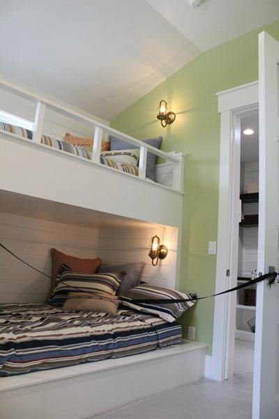 bedroom paint - green