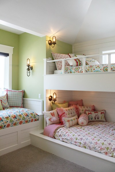 girls bedroom paint color