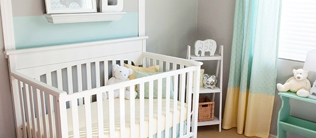 Gender Neutral Nursery Color Palette