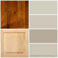 Readers Question + More Paint Colors To Go With Wood (Red ...