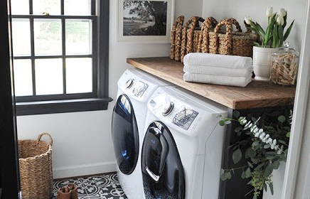 My Dream Laundry Room