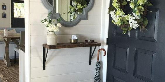 Beautiful Entryway Paint Colors