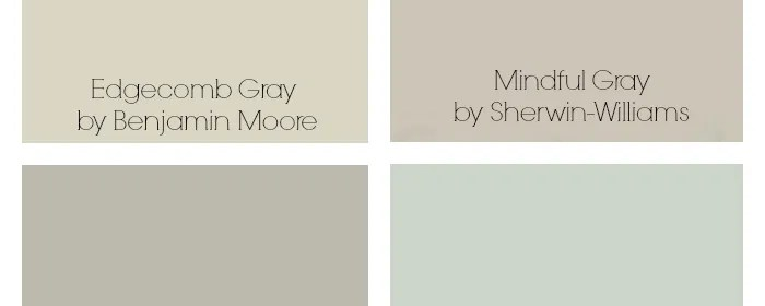 Popular Paint Colors to Paint Your Whole House