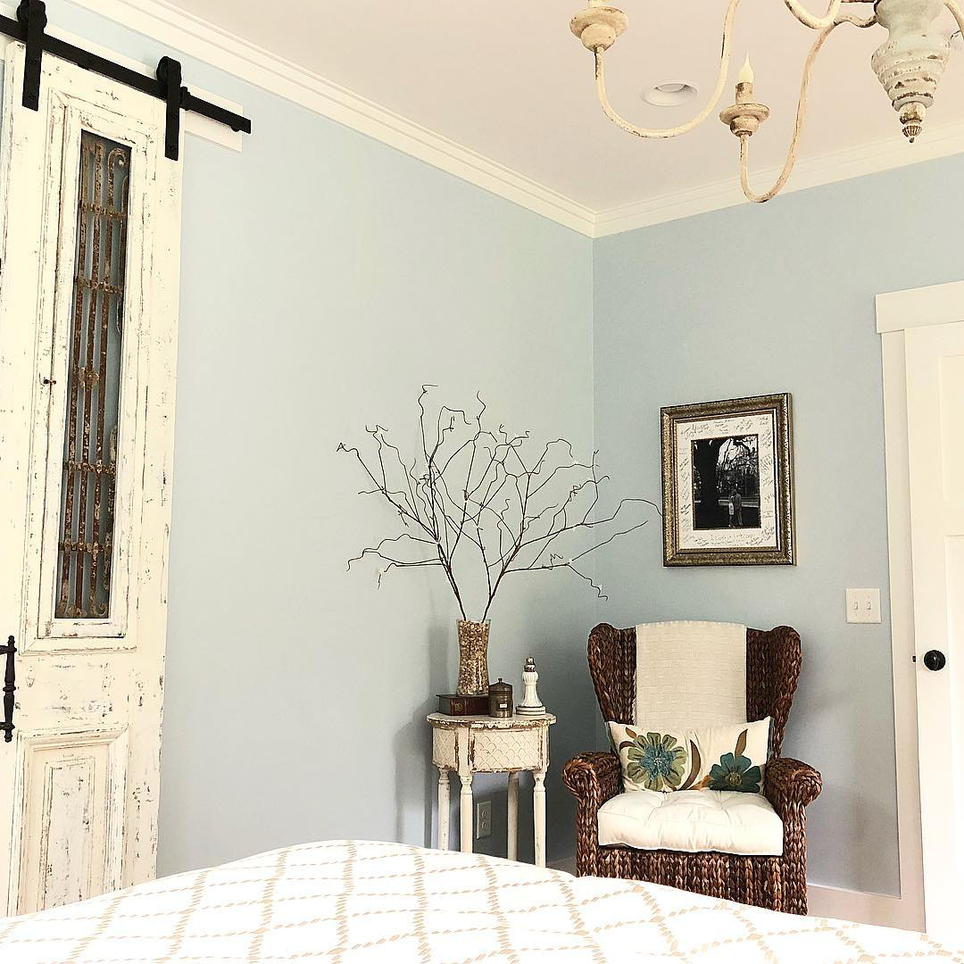 Favorite paint colors blog for Beacon gray paint