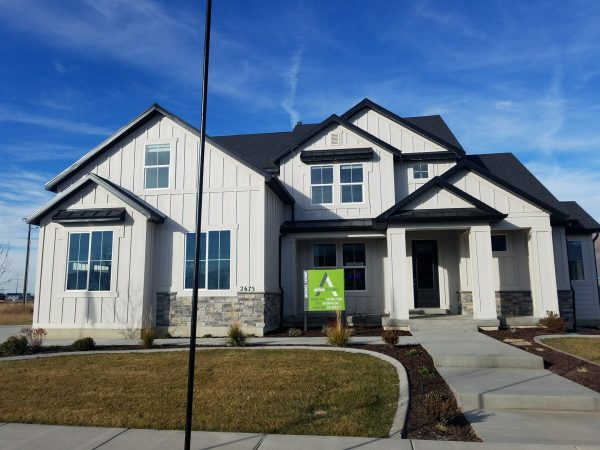 Arive homes model home