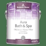 Benjamin Moore Aura - the best paint for bathrooms