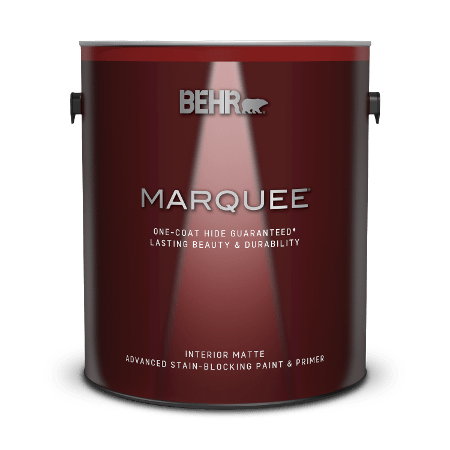 Behr Marquee - the best paint at Home Depot