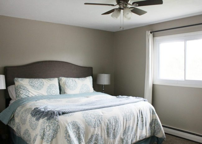 master bed paint color to sell your home fast