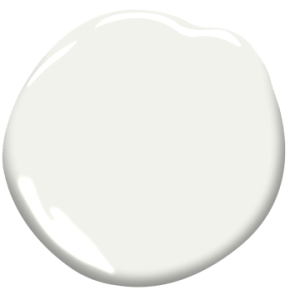 White Heron by Benjamin Moore - 2020 Color Trends