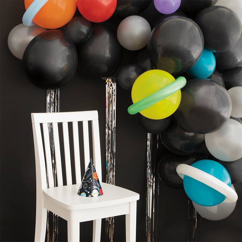 Helium Free Balloon Ideas Unique Industries Party Blog