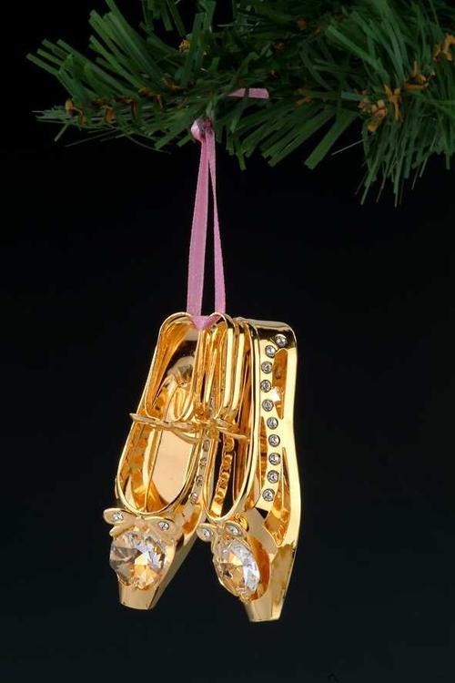 Ballet Shoes Sun Catchers Ornament