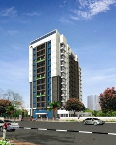 The Carmel Heights - Luxury flats in trivandrum