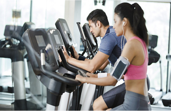 Gym - Amenities - The Carmel Heights
