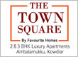 The Town Square Logo