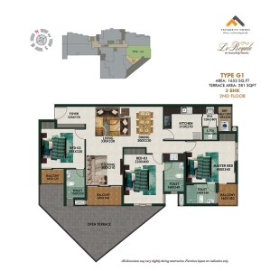Le Royale by Favourite Homes Floor plan