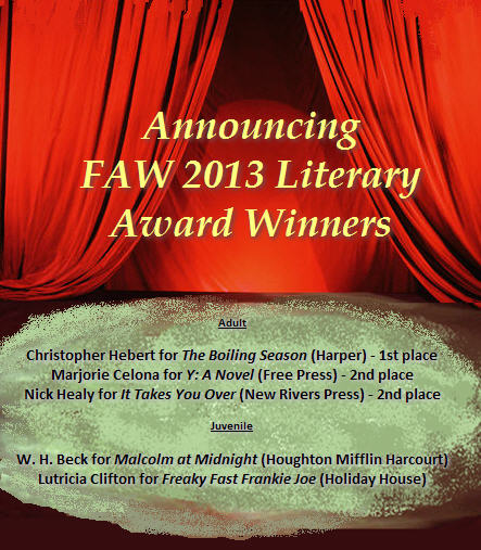 FAW 2013 Literary Award