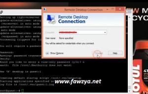 Cara Cepat Install Desktop X RDP di VPS Ubuntu 14, 16 dan 18