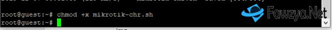 Cara Install Mikrotik CHR di VPS Ubuntu