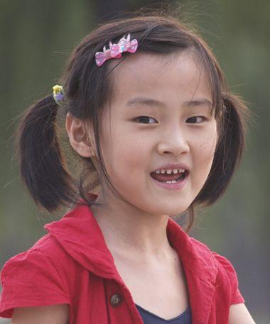 兒童超短發發型扎發 8歲兒童的發型扎法(3)_發型師姐