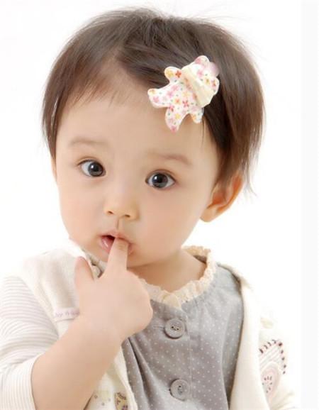 0—1歲小寶寶發型 塑造乖巧可愛萌娃-兒童發型-發型站_最新流行發型設計發型圖片與美發造型門戶網