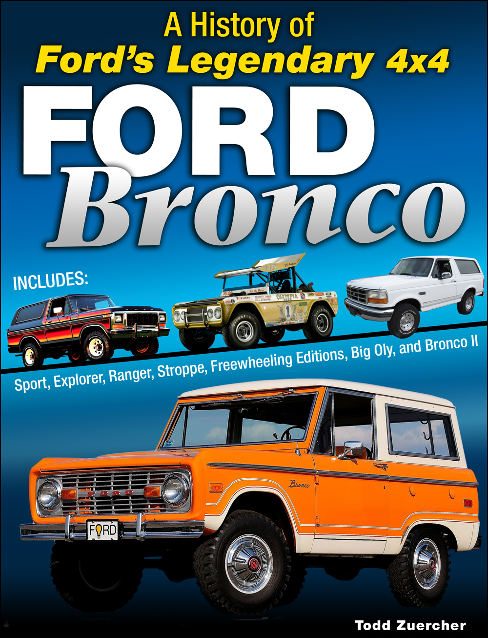 hight resolution of ford bronco a history of ford s legendary 4x4