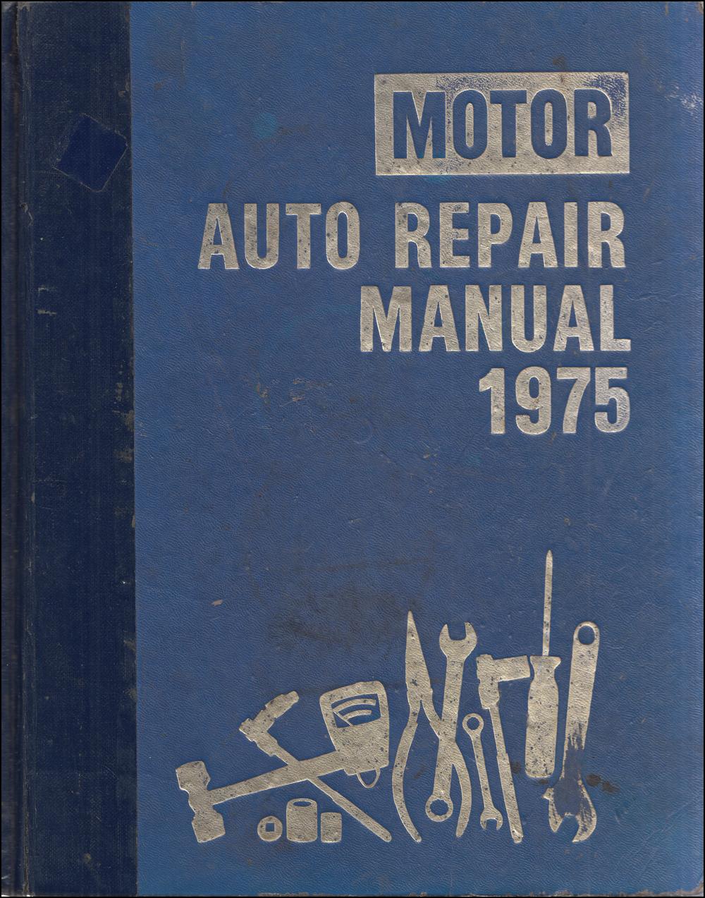 hight resolution of 1969 1975 motors shop manual us cars 38th edition